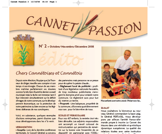 Cannet passion n°02