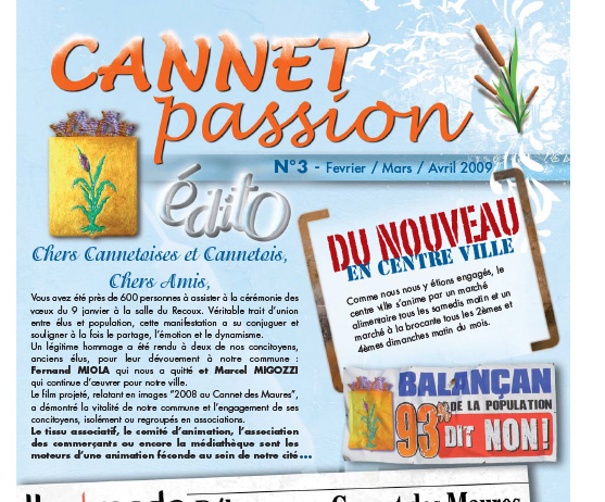 Cannet passion n°03