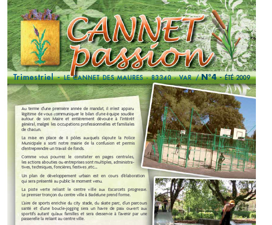 Cannet passion n°04